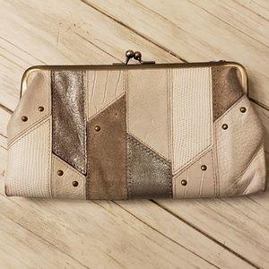 Fossil clutch wallet